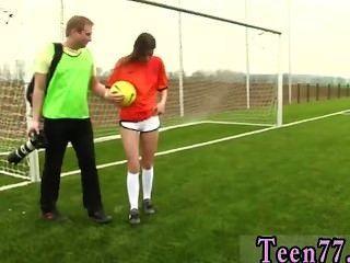 لاعب كرة القدم الهولندي اختراقها من قبل مصور