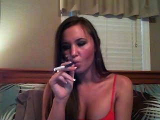 eyez الأزرق التدخين مع حامل