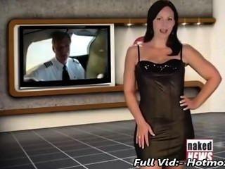 فيكتوريا سنكلير الخطوط الجوية الأمريكية الحالية في الأخبار عارية hotmoza.com