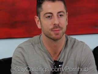 gaycastings HD مايكل الملاعين لأول مرة أمام الكاميرا