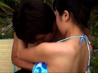 الجنس الشاطئ الصينية