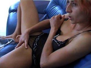 UNE كاميرا ويب فتاة الفرنسية للالأولمبيك ديزيريه كام خامسة حد ذاتها masturbe devant لا كام