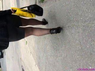 جوارب طويلة الشارع 2