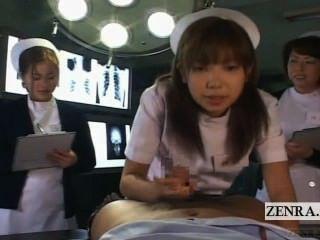 مترجمة بوف اليابانية المستشفى الممرضات ندوة الجنس عن طريق الفم