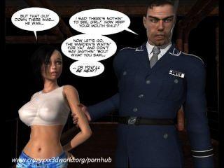 فكاهي 3D: freehope.الحلقة 1