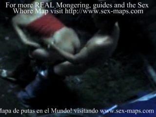 المومسات في نيكاراغوا في العمل مع السياح