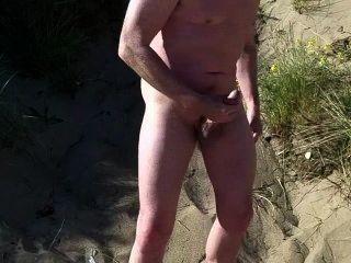 افتضاحي الاسكتلندي على الشاطئ