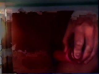 يلعب كاساندرا مع كس على كاميرا ويب
