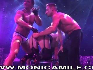 الإباحية نورسك مونيكا هار sexhibition يعيش الجنس På ط أوسلو monicamilf مجنون
