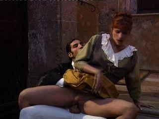 الجنس في طبقة النبلاء الايطالية