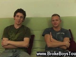 فيلم مثلي الجنس من في الاستوديو اليوم، لدينا بريستون وليون.انهم هنا