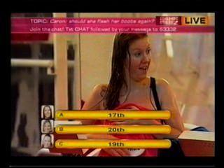 المملكة المتحدة مسابقة المعرض المتعري كارون 24 ساعة مسابقة 2004