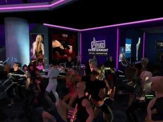 حفلات الجنس على الانترنت 3D!