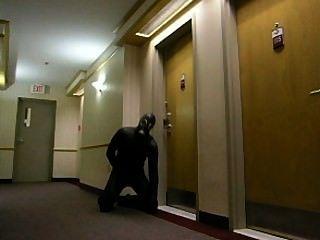 عواض قرنية يتسلل إلى الفندق، وفواصل في غرفة فندق