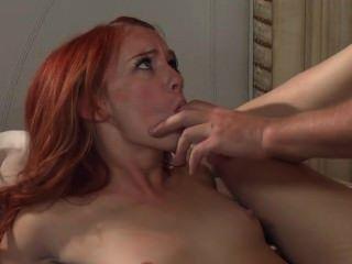 داني ينسن صغيرة cockmongler أحمر الشعر