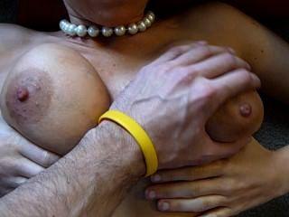 مثالية للهواة الطبيعية الثدي الزيتية